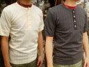 """【送料無料】 JELADO(ジェラード) ANTIQUE GARMENT ANTIQUE FRISE HENRY NECK Tシャツ """"BOWERY/バワリー"""" AG22230…"""