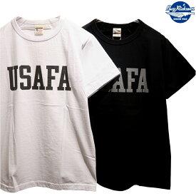 """【送料無料】 BUZZ RICKSON'S(バズリクソンズ) S/S REFLECTOR T-SHIRT """"U.S.A.F.ACADEMY/エアフォースアカデミー"""" BR78239 メンズ Tシャツ ミリタリー リフレクタープリント USAFA"""