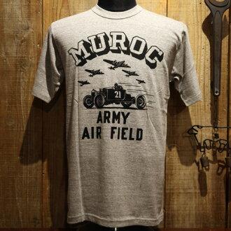 """FREEWHEELERS(furihoirazu)印刷T恤""""MUROC AAF/μ鎖頭AAF""""#1825022"""