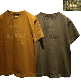 """【送料無料】 COLIMBO(コリンボ) """"LUNA PARK PRINTED TEE """"U.S.ARMY MULE""""/ルナパークプリントシャツ アーミーミュール"""" ZW-0423 メンズ アメカジ Tシャツ ミリタリー 日本製"""