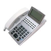 【中古ビジネスホン/中古ビジネスフォン】【中古】NTTaNX2用卓上型電話機NX2-18BTEL-(1)(W)18ボタン【ビジネスホン/ビジネスフォン業務用電話機卓上型】