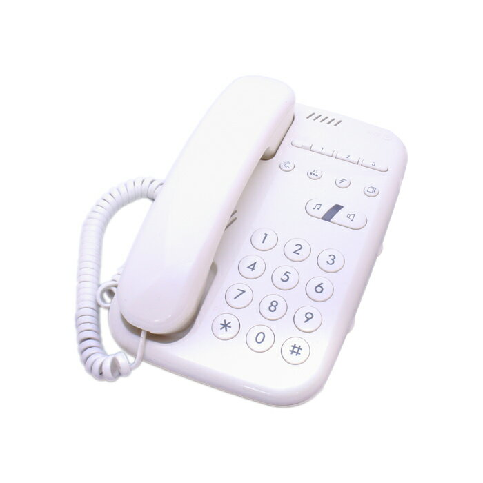【中古ビジネスホン/中古ビジネスフォン】【中古】NTT ハウディ・クローバーホンS3TEL(CW)【ビジネスホン/ビジネスフォン 業務用 電話機 卓上型】