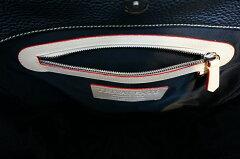 バッグトート縦長トートバッグ縦長トートショルダー軽量軽いレザーヌメ革仕様イタリアメイド男女兼用クロコnavyステッラネイビー紺イタリア製本革トリバレンテトリバレ10P03Sep16