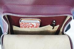 【TRIVALENTEトリヴァレンテURBANO(ウルバーノ)Bordeauxボルドー】backpackバックパックリュックビジネスバイカラーツートン本革アルチェカーフ男女兼用イタリア製Itaryミラノサファイアーノレザープレゼントギフトラッピング