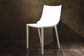 【driade bo white】 driade ドリアデ 椅子 イス チェア イタリア製 ホワイト 白 北欧 モダン デザイナーズ アウトドア バルコニー 屋外 屋内 輸入家具 フィリップ・スタルク Philippe Starck