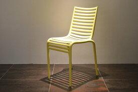 【driade pip-e sedia yellow】 driade ドリアデ 椅子 イス チェア イタリア製 アウトドア PIP-e sedia 黄色 イエロー バルコニー 輸入家具 屋内 屋外 フィリップ・スタルク Philippe Starck 10P03Sep16