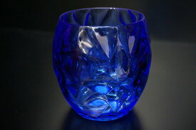 【MARIOLUCAGIUSTI VENEZIATUMBLER BLUE(マリオルカジゥスティー ベネツィアンタンブラー ブルー)】アクリル 割れない アウトドア ギフト インテリア オシャレ コップ 10P03Sep16