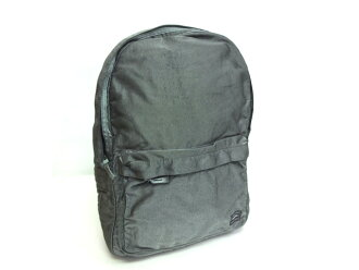 Porter Yoshida bag OVERDYE over die day pack (S) 518-09767 black!