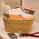 さっと洗えていつも清潔! 多くの一流ホテルで使用されている信頼のブランドドイツSaleen ザリーンの洗えるバスケット カゴ 電子レンジも使える カクバスケット...