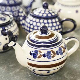 ドイツの歴史ある窯元Kannegiesserカンネギーサーのブンツラウアーポタリー 素朴で温かみのあるハンドメイド陶器 食器 オーブン、電子レンジ、食器洗い機OK!  ティーポット