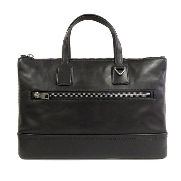 バリー BALLY ブリーフケース TAS 380 ブラック メンズ ビジネスバッグ