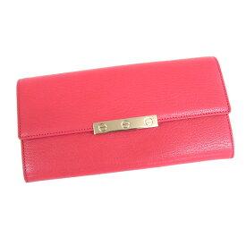 【訳あり】【並行輸入品】カルティエ 長財布 ラブ L3001298 フューシャ 小銭入れ付き Cartier