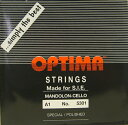 OPTIMA オプティママンドチェロ弦 BLACK 1A 2本セット