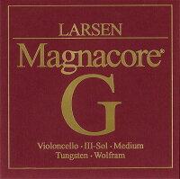 LarsenMagnacoreラーセンマグナコアチェロ弦3G【DM便対応商品】【取り寄せ商品(3〜4日での発送)】