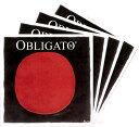 【Obligato】オブリガートバイオリン弦 セット(1E=スチール・3139/3137)
