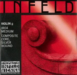 【Infeld-Red】インフェルド赤バイオリン弦 4G(IR04)