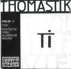 TI ティーアイ バイオリン弦 2A(TI02)