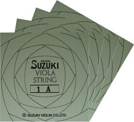 【メール便対応商品】Suzuki スズキビオラ弦 SET