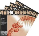 【Spirocore】スピロコアバイオリン弦 セット
