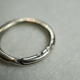 Key ring [KC-21]gabor gaboratory ガボール ガボラトリー 正規代理店 silver シルバー ゴールド メンズ アクセサリー ペンダント シルバー925 10k 18k size25mm