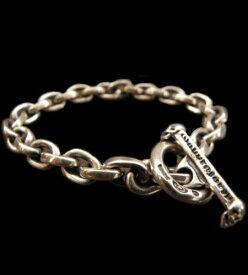 GABORATORY GABOR ガボール ガボラトリー Half Cast Chain Bracelet [B-56] gaboratory gabor/ガボラトリー/ガボール/silver 正規取扱店/シルバー メンズ アクセサリー ブレスレット 925 シルバー925