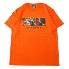 ミュージックMUSICKSMOKE'INLADYS/STシャツORENGE/オレンジ半袖Tシャツ