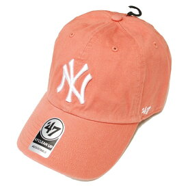 47ブランド  47 BRAND NEW YORK YANKEES  47 CLEAN UP ISLAND RED アイランド 1bc264241b33