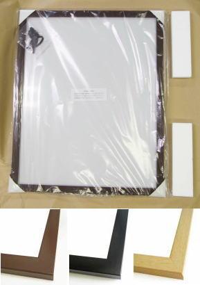 ミニポスター サイズ専用 樹脂製フレーム