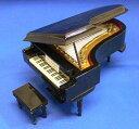 グランドピアノ 18cm ブラック ミニチュア楽器