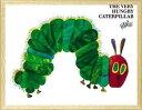 エリック・カール (Eric Carle) はらぺこあおむし ポスター 木製フレームセット A Very Hungry Caterpillar!