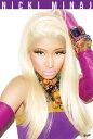 【送料¥290〜】 ニッキー・ミナージュ ポスター Nicki Minaj (Starships)