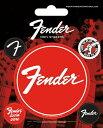 【送料¥216〜】 【ロンドン直輸入オフィシャルグッズ】フェンダーギター ステッカー Fender ランキングお取り寄せ