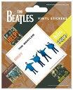 【送料¥216〜】 【ロンドン直輸入オフィシャルグッズ】ザ・ビートルズ ステッカー The Beatles (Help!) (150611)