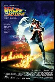 バック・トゥ・ザ・フューチャー ポスターフレームセット  Back to the Future (One-Sheet)【170405】
