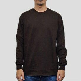 ギルダン ウルトラコットン 長袖Tシャツ GILDAN / 6oz (6オンス)ロンT USAモデル t2400dc