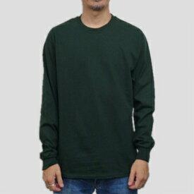 ギルダン ウルトラコットン 長袖Tシャツ GILDAN / 6oz (6オンス)ロンT USAモデル t2400fg
