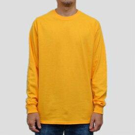 ギルダン ウルトラコットン 長袖Tシャツ GILDAN / 6oz (6オンス)ロンT USAモデル t2400go