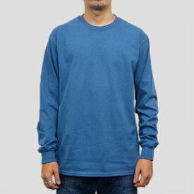 ギルダン ウルトラコットン 長袖Tシャツ GILDAN / 6oz (6オンス)ロンT USAモデル t2400ib