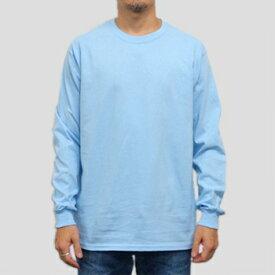 ギルダン ウルトラコットン 長袖Tシャツ GILDAN / 6oz (6オンス)ロンT USAモデル t2400lb