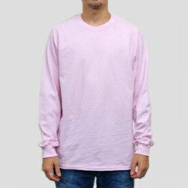 ギルダン ウルトラコットン 長袖Tシャツ GILDAN / 6oz (6オンス)ロンT USAモデル t2400pk