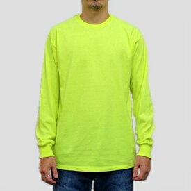 ギルダン ウルトラコットン 長袖Tシャツ GILDAN / 6oz (6オンス)ロンT USAモデル t2400sg