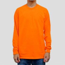 ギルダン ウルトラコットン 長袖Tシャツ GILDAN / 6oz (6オンス)ロンT USAモデル t2400so