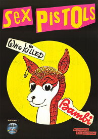 セックスピストルズ sex pistols Banbi ポスター