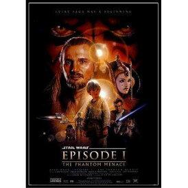 スター・ウォーズ ポスターフレームセット エピソード1 ファントム・メナス Star Wars