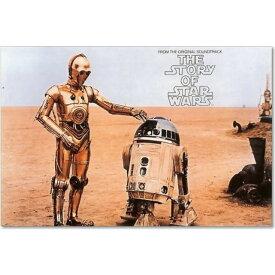 スター・ウォーズ ポスター Star Wars C-3PO / R2-D2