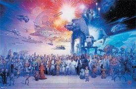 スター・ウォーズ ポスター オールキャスト Star Wars Complete Cast