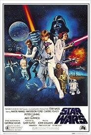 スター・ウォーズ ポスター エピソード4/新たなる希望 Star Wars A New Hope
