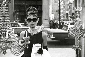 ティファニーで朝食を ポスター オードリー・ヘプバーン Audrey Hepburn  Breakfast at Tiffany's ヘップバーン