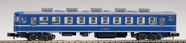KATO Nゲージ 国鉄 12系急行型客車 オハフ13 鉄道模型 5017