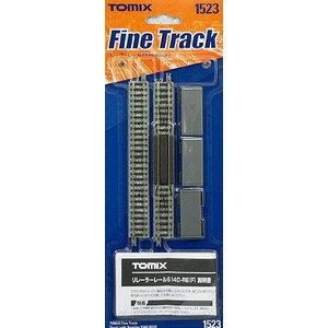 鉄道模型 Nゲージ トミーテック Nゲージ関連用品 リレーラーレールS140-RE (F) 1523